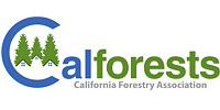 CalForests  logo