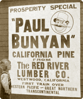 Paul Bunyan Prosperity Special